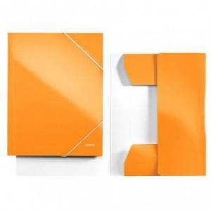 mapa carton portocaliu LEITZ Wow