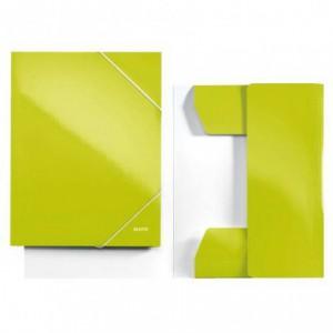 mapa carton verde LEITZ Wow