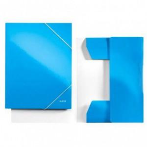 mapa carton albastru LEITZ Wow