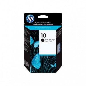Cartus inkjet HP nr. 10 Negru C4844A - ACOMI.ro