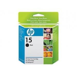 Cartus inkjet HP nr. 15 Negru C6615DE - ACOMI.ro