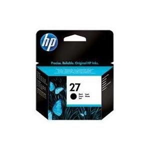 Cartus inkjet HP nr. 27 Negru C8727AE - ACOMI.ro