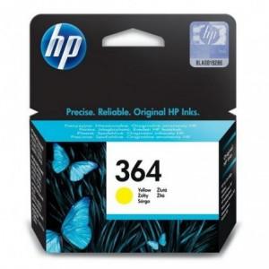 Cartus inkjet HP nr. 364 Color CB320EE - ACOMI.ro