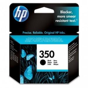 Cartus inkjet HP nr. 350 Negru CB335EE - ACOMI.ro