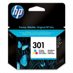 Cartus inkjet HP nr. 301 Color CH562EE - ACOMI.ro