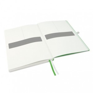 Caiet de birou LEITZ Complete, A4, matematica - rosu - ACOMI.ro