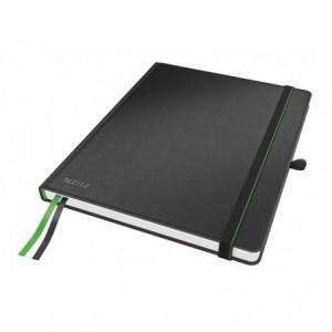 Caiet de birou LEITZ Complete, format iPad, dictando - negru - ACOMI.ro