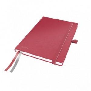 Caiet de birou LEITZ Complete, A5, matematica - rosu - ACOMI.ro