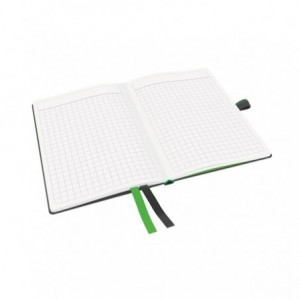 Caiet de birou LEITZ Complete, A6, matematica - negru - ACOMI.ro