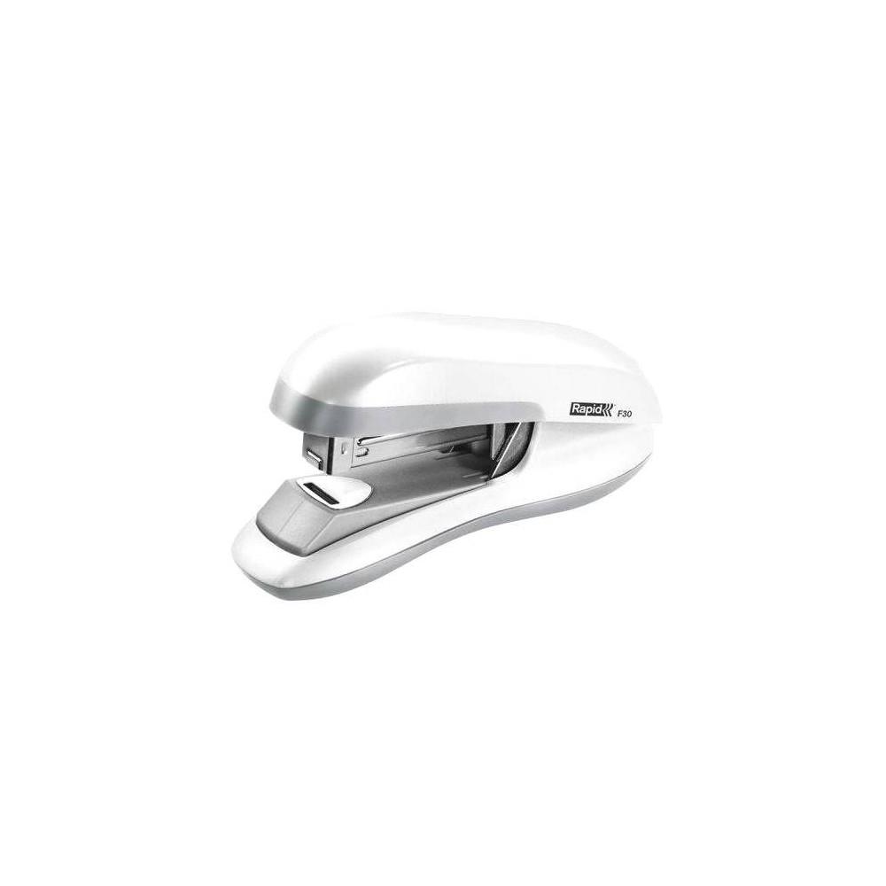 Capsator metalic alb