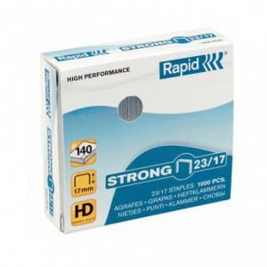 Capse 23/17 RAPID Strong, 1000 buc/cutie