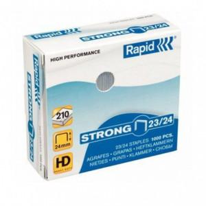 Capse 23/24 RAPID Strong, 1000 buc/cutie