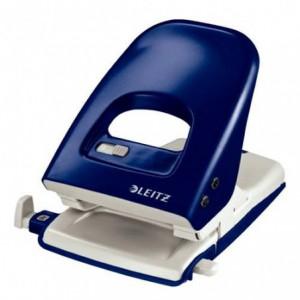 Perforator pentru 40 file LEITZ 5138 - albastru