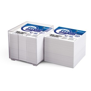 Rezerva cub hartie alba, 800 coli, 9x9cm, FORPUS - ACOMI.ro