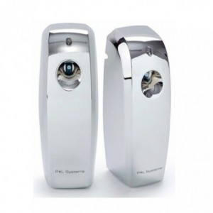Dispenser aerosol P+L cromat cu led - ACOMI.ro