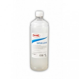 Sapun lichid alb - 1L, Fabi ECO - ACOMI.ro