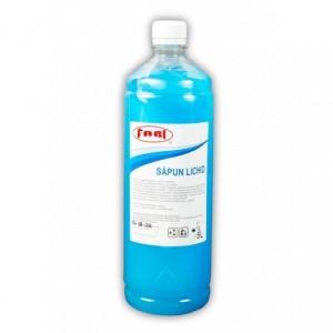 Sapun lichid albastru - 1L, Fabi ECO - ACOMI.ro