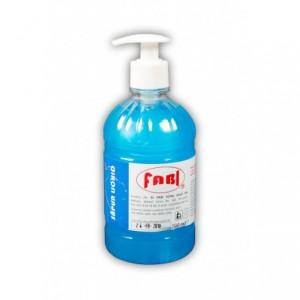 Sapun lichid albastru 500ml cu pompita, Fabi ECO - ACOMI.ro