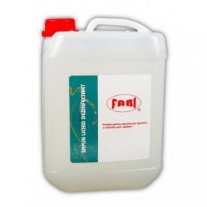 Sapun lichid antibacterian 5L, Fabi ECO - ACOMI.ro