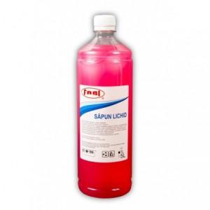 Sapun lichid 1L roz, Fabi ECO - ACOMI.ro