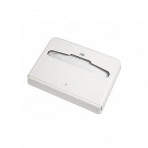 Dispenser acoperitori de hartie pentru colac WC, Tork - ACOMI.ro