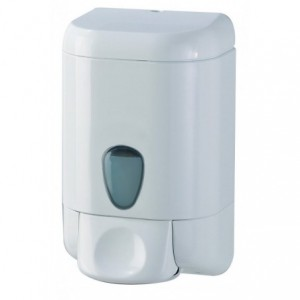 Dispenser sapun lichid 1000ML, alb - 61511 - ACOMI.ro