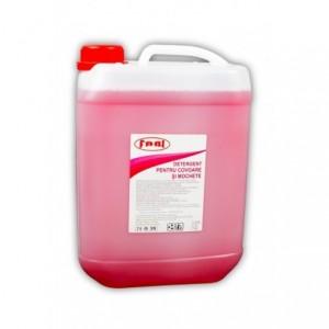 Detergent profesional covoare, 5L, antispumant, Fabi ECO - ACOMI.ro
