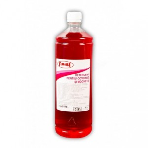 Detergent profesional covoare, 1L, antispumant, Fabi ECO - ACOMI.ro