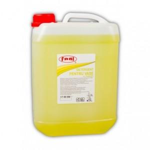 Detergent vase cu balsam 5L, Fabi ECO - ACOMI.ro