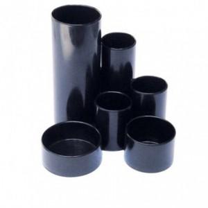 Suport FLARO cu 6 compartimente, negru