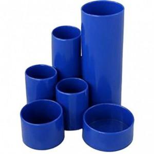 Suport FLARO cu 6 compartimente, albastru
