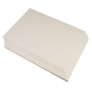 """Carton carti vizita alb """"panzat"""" A4, 300 gr/mp, 100 coli/top EVOffice - ACOMI.ro"""