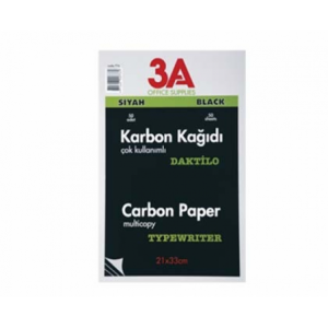 Indigo A4 negru 50 coli/top - ACOMI.ro