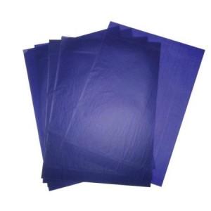 Indigo albastru 100 coli/top B4U - ACOMI.ro