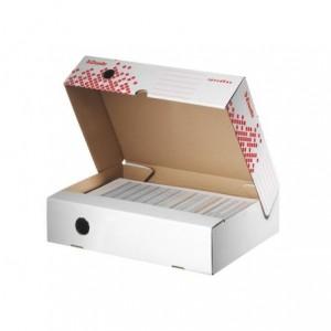 Cutie arhivare Speedbox 80mm, orizontala, ESSELTE - ACOMI.ro
