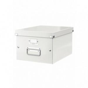 Cutie pentru arhivare, 281 x 200 x 370mm, alb, LEITZ Click & Store - ACOMI.ro