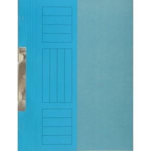 Dosar carton de incopciat 1/2, albastru, 280 gr/mp, Willgo - ACOMI.ro