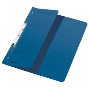 Dosar din carton, incopciat 1/2, 250 g/mp, albastru, LEITZ - ACOMI.ro