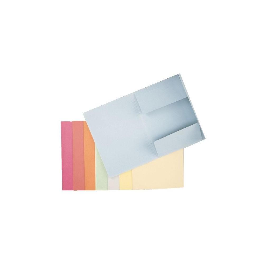 Dosar din carton, plic, 250 g/mp, rosu inchis, Esselte - ACOMI.ro