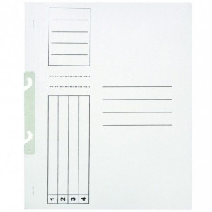 Dosar de incopciat 1/1, carton de 280 gr/mp, Willgo - ACOMI.ro