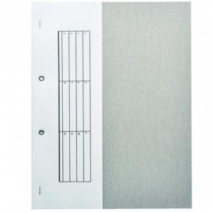 Dosar cu capse 1/2, carton de 230 gr/mp, ACM BRAND - ACOMI.ro
