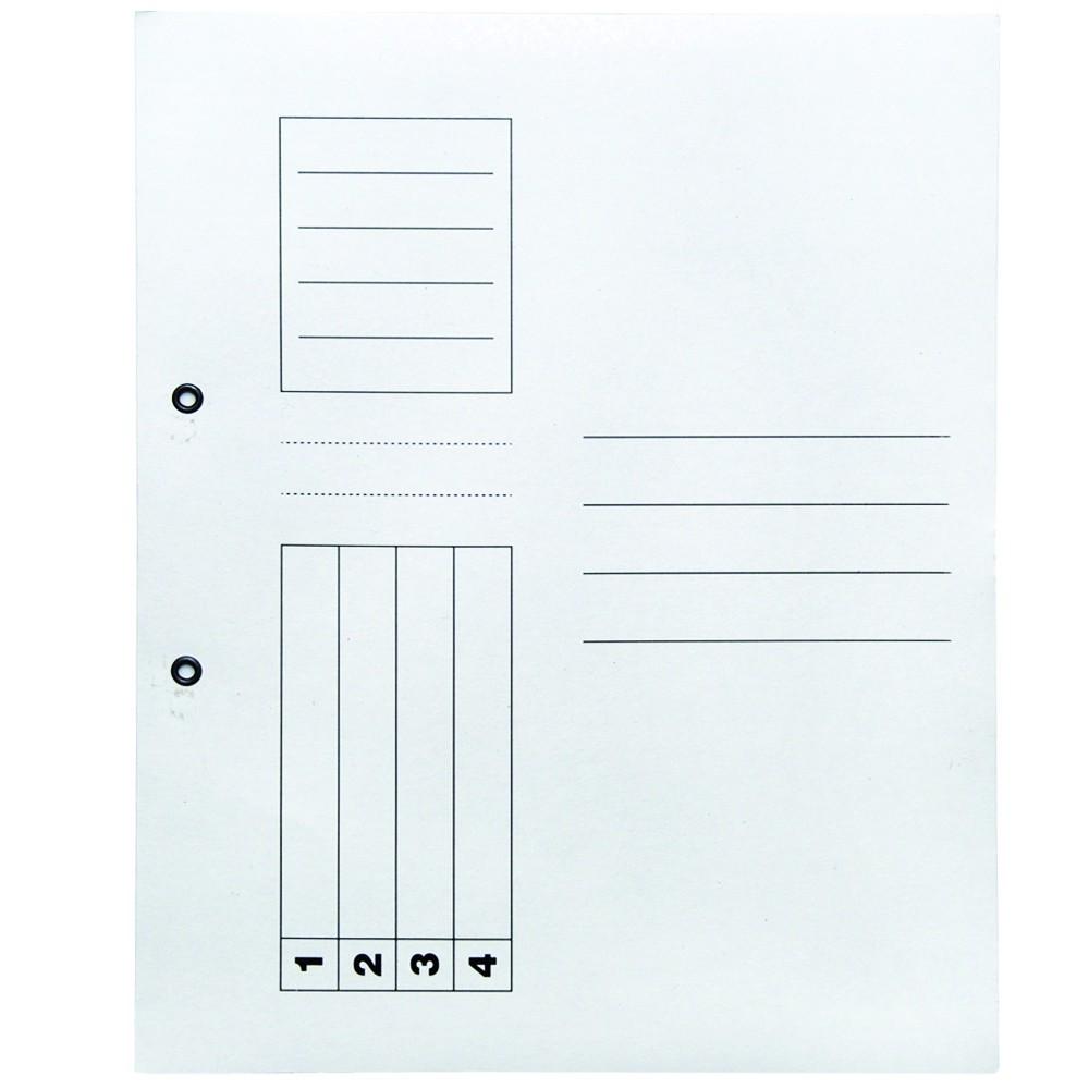 Dosar cu capse 1/1, carton de 230 gr/mp, ACM BRAND - ACOMI.ro