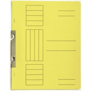 Dosar carton de incopciat 1/1, galben, 280 gr/mp, Willgo - ACOMI.ro