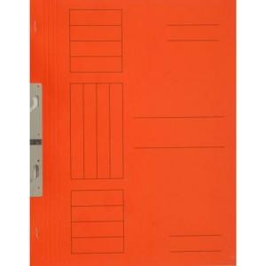 Dosar carton de incopciat 1/1, rosu, 280 gr/mp, Willgo - ACOMI.ro