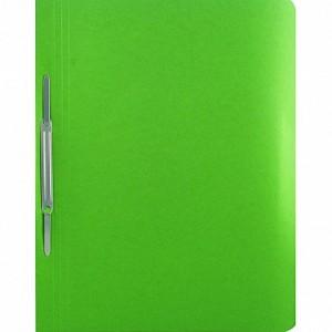 Dosar din carton cu sina, 100 buc/set, verde, 230 gr/mp, Economic - ACOMI.ro