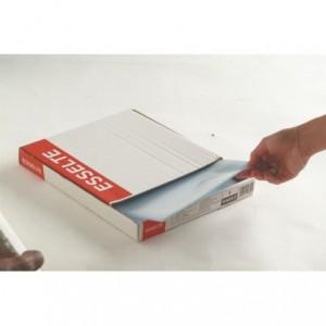 Folie protectie A4, 75 mic, 100 file/set, cristal, Esselte - ACOMI.ro
