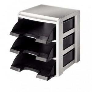 Suport si tavite negre pentru documente, LEITZ Plus - ACOMI.ro