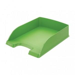 Tavita  documente, verde deschis, Plus LEITZ - ACOMI.ro