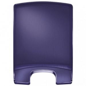 Tavita documente, albastru-violet, Style LEITZ - ACOMI.ro