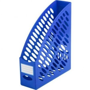 Suport vertical albastru din plastic, ARK  - ACOMI.ro